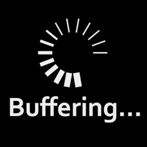 Buffering Image